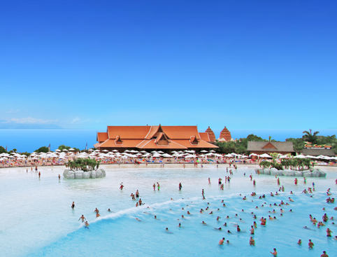 Siam Park Tickets- Mai Thai River