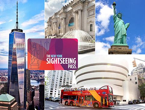 The Sightseeing Pass - New York