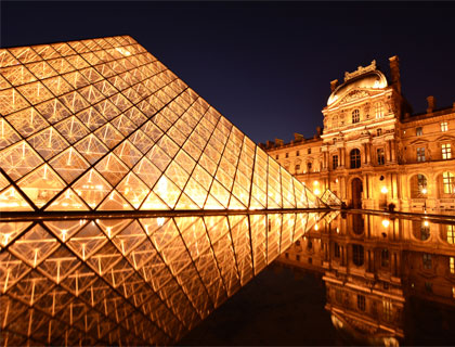 Louvre Skip The Line - Night Visit