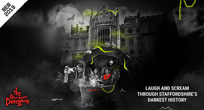 The Alton Towers Dungeons