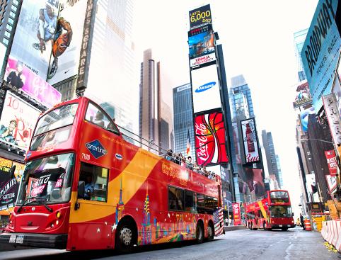 Super New York Tour