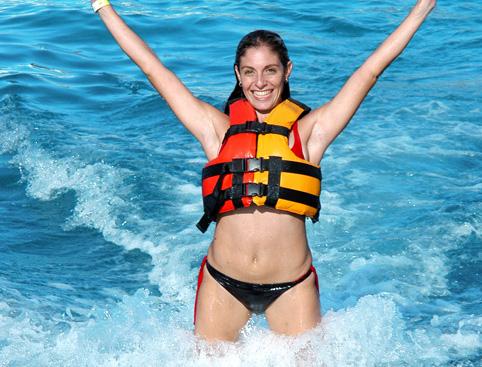 Swim with Dolphins Isla Mujeres