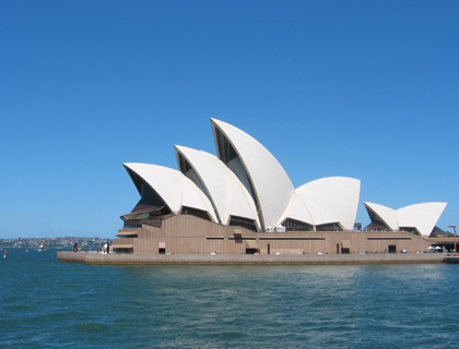 The Sydney Opera House Tour