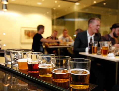 Ölgerðin Brewery Tour