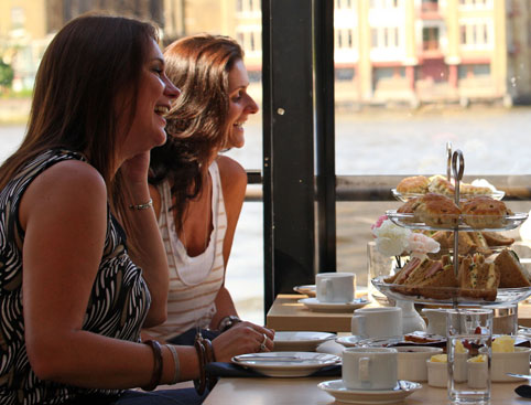 The Thames Afternoon Tea Cruise