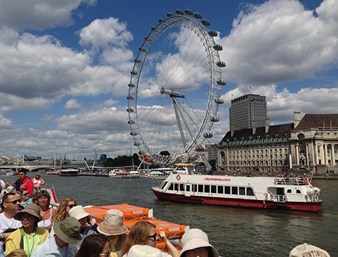 Thames Sightseeing Cruises