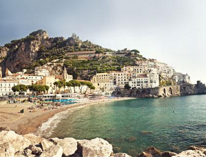 The Amalfi Drive from Sorrento- Amalfi Coast