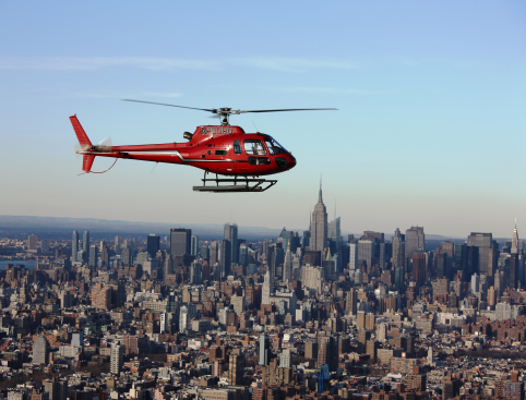The Big Apple- New York Helicopter Ride