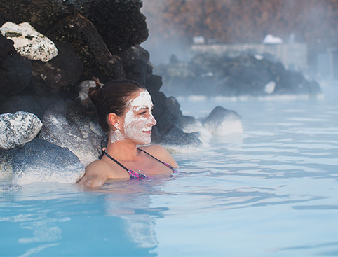 The Blue Lagoon - From Reykjavik