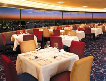 The View Restaurant New York