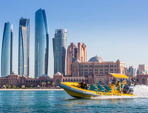 The Yellow Boats Abu Dhabi