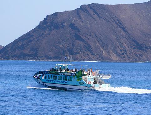 Three Island Cruise from Corralejo