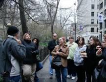 Edgar Allen Poe Greenwich Village Tour