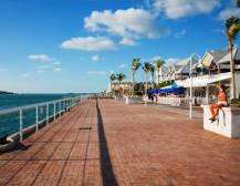 Key West & Glass Bottom Boat Trip from Miami