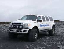 SuperJeep Tour of Reykjanes - Incl Blue Lagoon