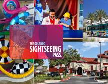 The Sightseeing FLEX Pass Orlando