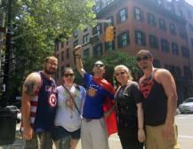 Superhero Tour of NYC