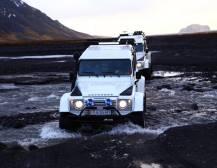 Thorsmork Valley & Eyjafjallajokull Volcano
