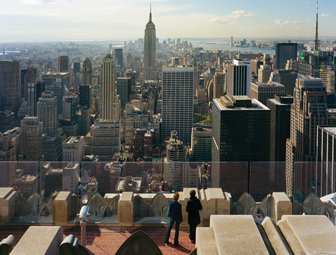 Top of the Rock Tickets- Observation Deck With The View Of Manhattan