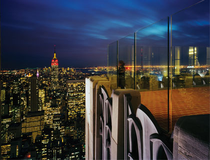 Top of the Rock Tickets- View Of Manhattan At Night