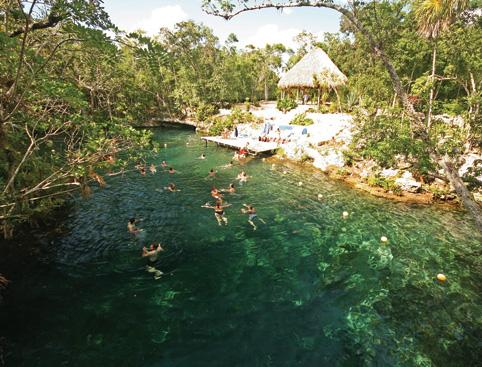 Tulum Ruins & Tankah Eco-Park