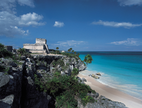 Tulum Ruins And Xel-ha Eco-waterpark ex Cancun