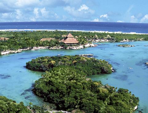 View Xel Ha Eco Waterpark Mexico