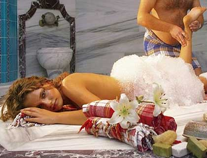 Turkish Bath From Marmaris