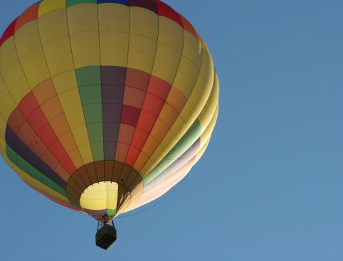 Vegas Air Balloon Flight