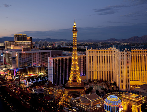 Vegas Strip Helicopter Flight  FREE Monorail Pass
