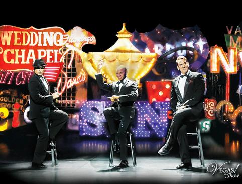 Show Performers Las Vegas