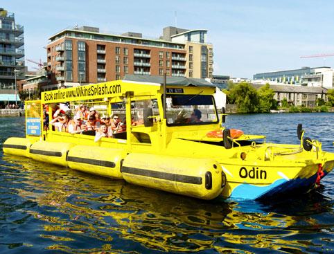 Viking Splash Tours Dublin