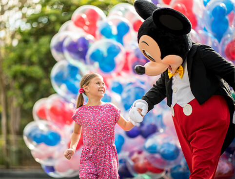 Walt Disney World Resort- Gaston Outside Gaston's Tavern in Fantasyland