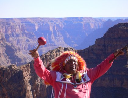 West Rim Indian Country