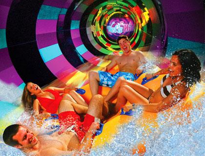 Wet 'n Wild Orlando- Brain Wash