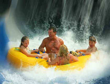 Wet 'n Wild Orlando- The Surge