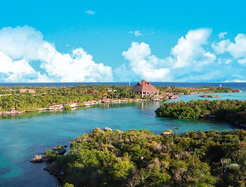 Xel Ha All Inclusive Eco-WaterPark Excursion- Xel-Ha's Inlet