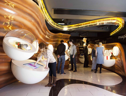 Exhibitions at York's Chocolate Story