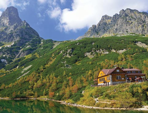 Zakopane and Tatra Mountains