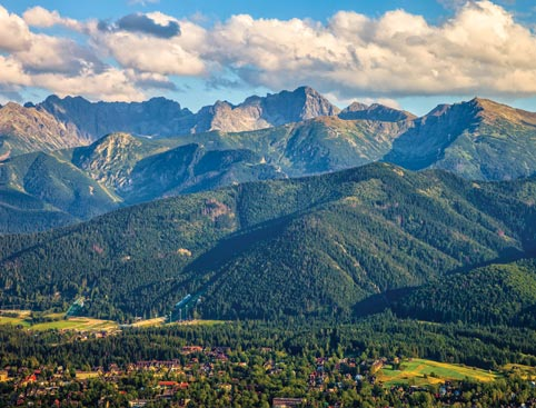 Zakopane and Tatra Mountains