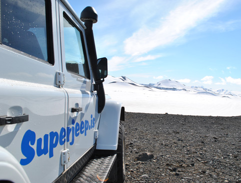 Golden Circle & Langjokull Glacier By Superjeep