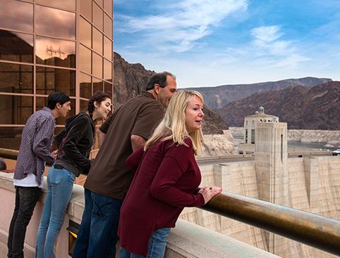Hoover Dam Generators