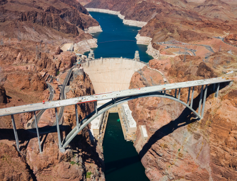 Hoover Dam Lake Mead