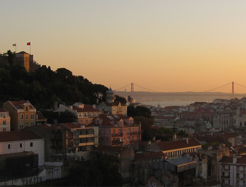 Lisbon Urban Adventures - Sunset Fado and Dinner