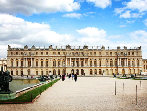 Paris to Versailles