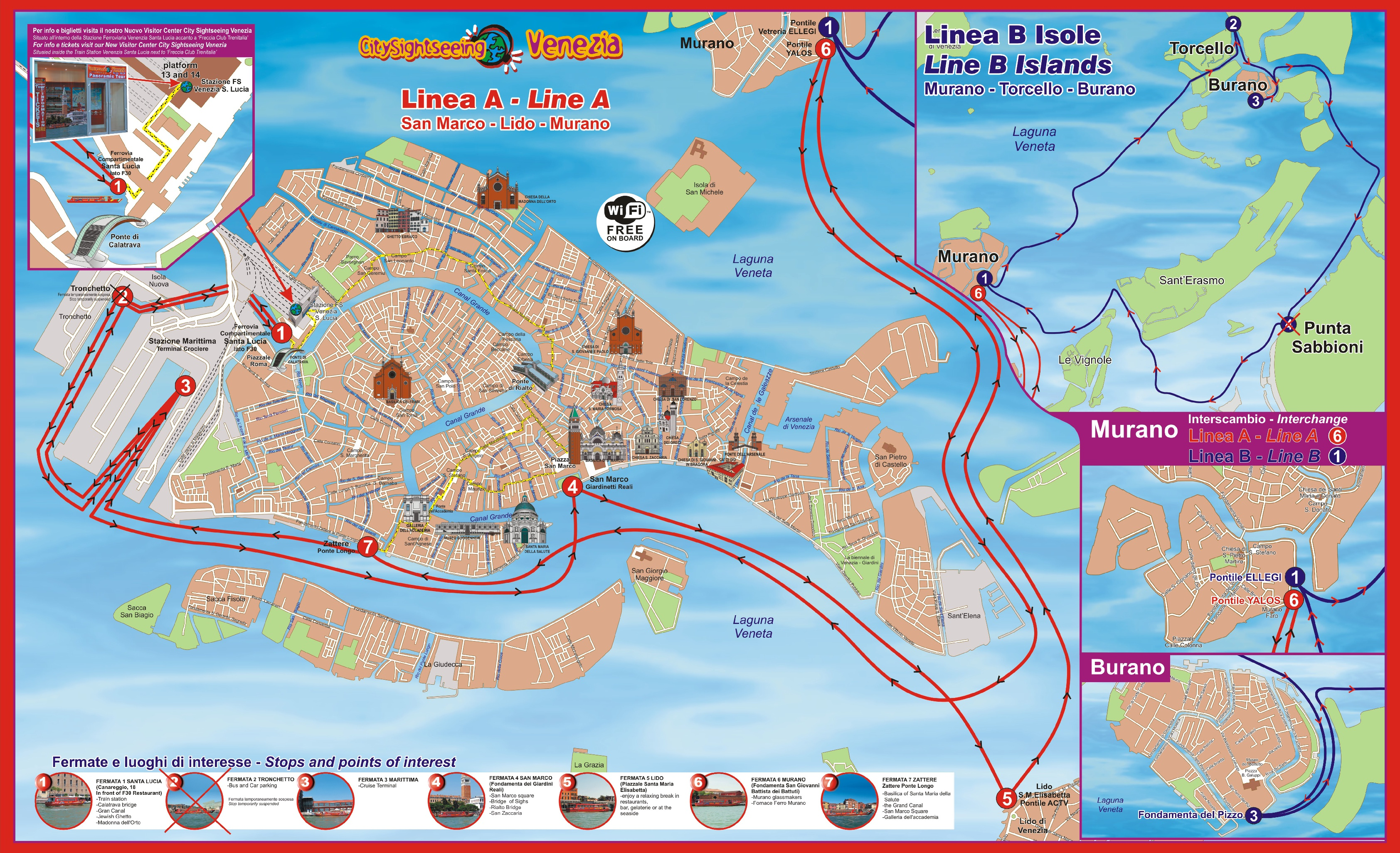 Hop On Hop Off Cruise Venice Attractiontix