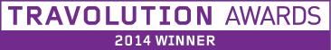 Travolution Awards Winner 2014