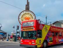 Alcatraz Tour, Hop-on Hop-off Bus & 3 Attractions Combo