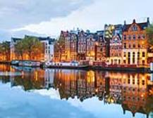 Amsterdam Canal Cruise & Rijksmuseum (Skip The Line)