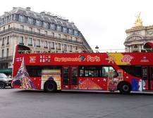 City Sightseeing Paris - Hop on Hop off